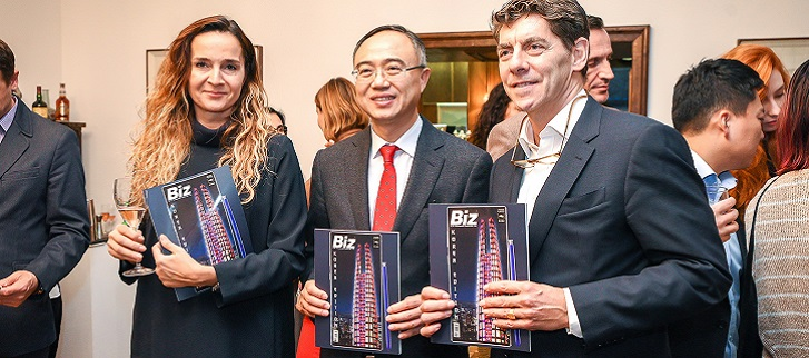 Launching Ceremony of Biz – Korea Edition