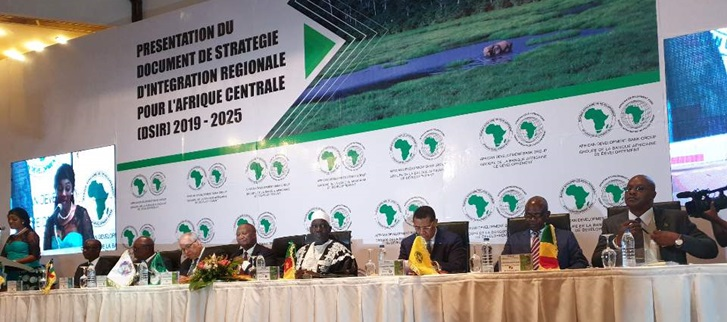 Ambassador RHYOU Attended the Regional Development Strategy Plan for Central Africa hosted by AfDB