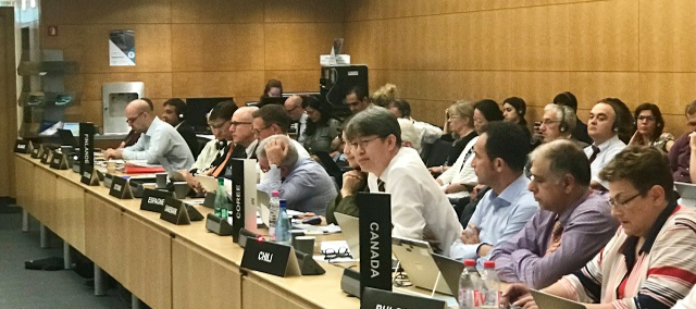 Korean Statistics Director Attends OECD Policy Committee Meeting