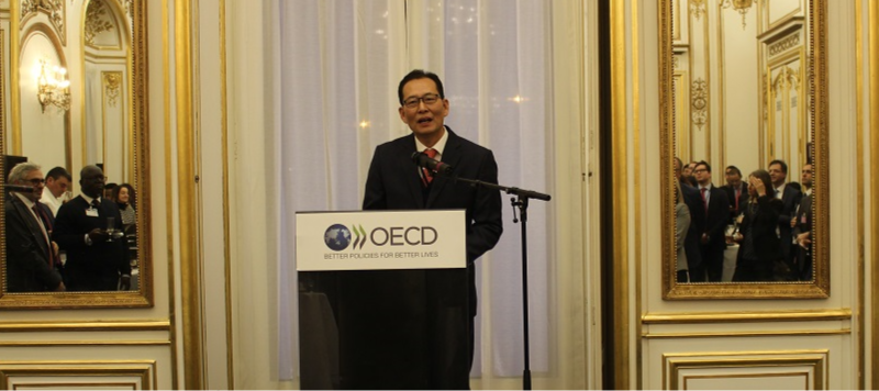Korean Delegation Hosts Tax-Related Event at OECD