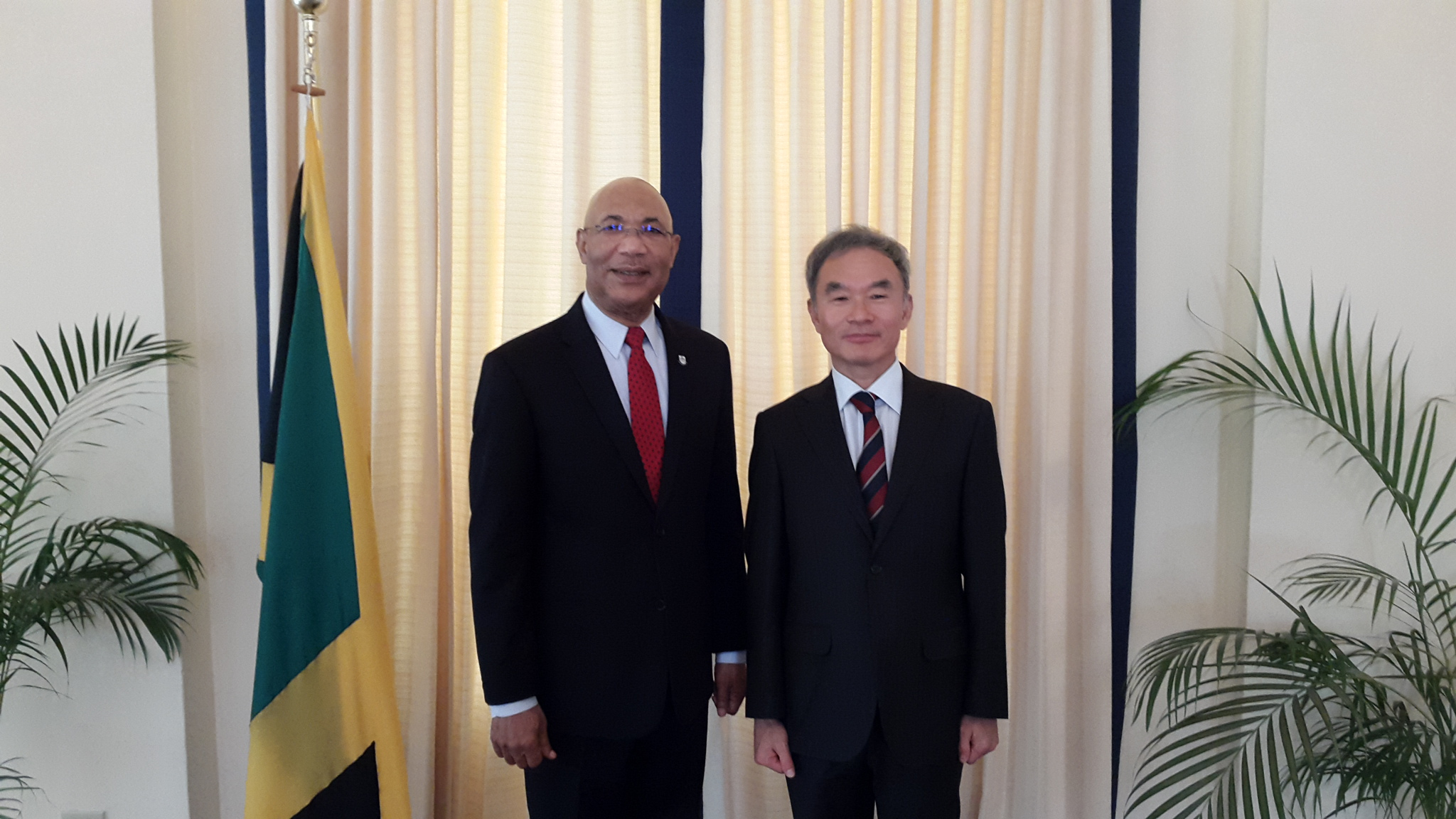 Courtesy Call on Governor General