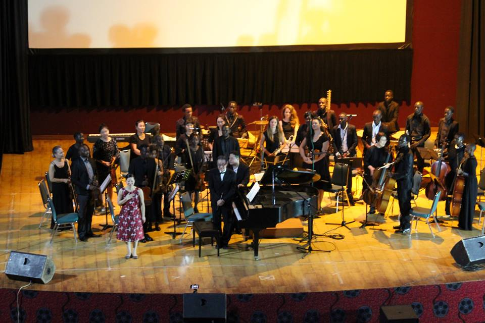 Music Concert co-hosted by the Embassy and AIM