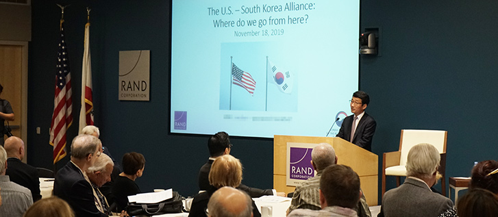 2019 US-South Korea Alliance : Where do we go from here
