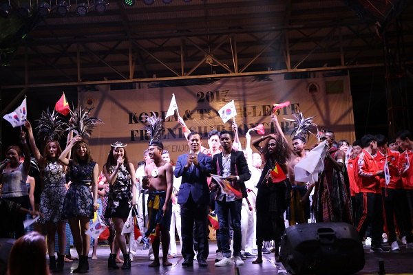 Korea & Timor-Leste Friendship Concert 2017