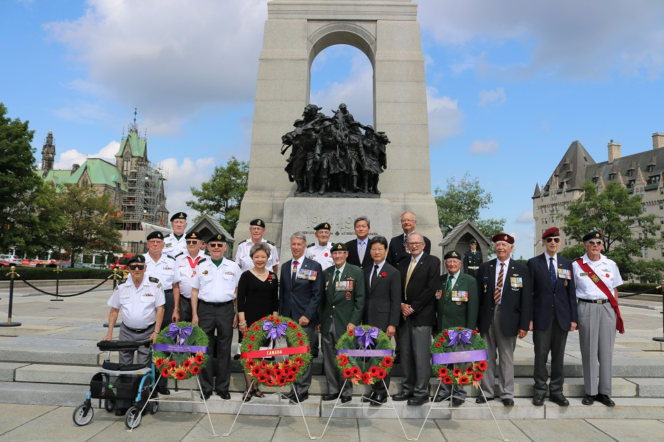 July 27 'Korean War Veterans Day' ceremony