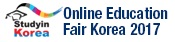 StudyinKorea Online Education Fair Korea 2017
