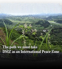 """The path we must take: DMZ as an International Peace Zone"""