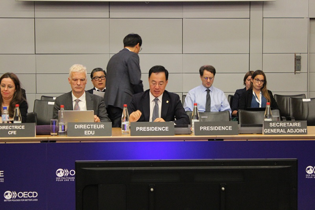 Korea Vice-Chair of 2019 OECD Ministerial Council Meeting